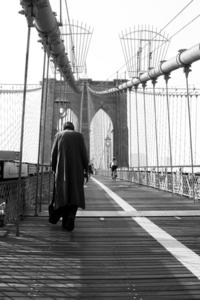 Brooklyn Bridge Stranger 1