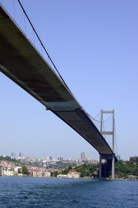 Bridge of asia and europe