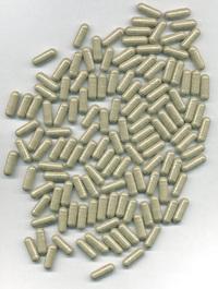 Alfalfa Kelp capsules