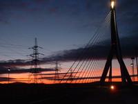 bridge to Wales