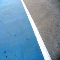 street blu/white/grey