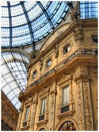 Galleria Vittorio Emanuele - Milan