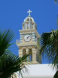 Mediterranean towers
