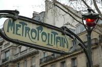 Metropolitain Art Nouveau