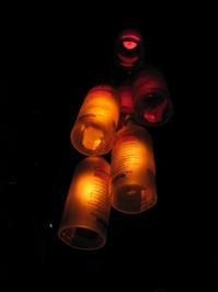 Lightened bottles 1