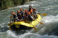 Rafting in Mendoza Argentina 9