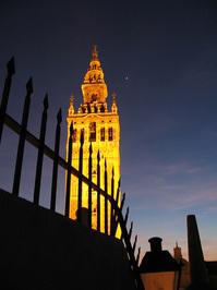 Sevilla at night 4
