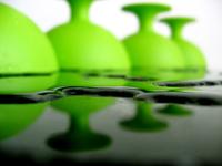 Green plastic #02