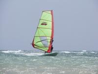 Jamaica Windsurfer 1