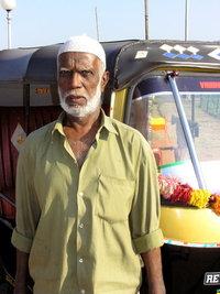 Auto Rickshaw Driver, India