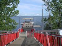 St-Lawrence river mini port