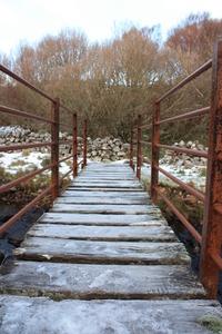 Winter bridge 1