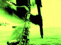 green sax