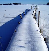 Winter in the archipelago