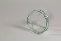 A glass jar 4
