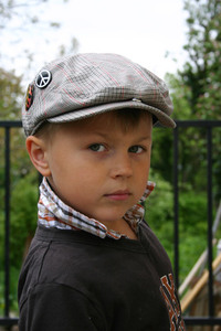 My son Axel 17