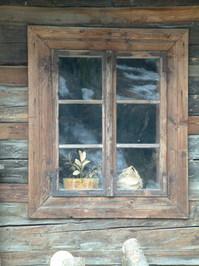 200 years old door and windows