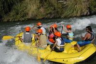 Rafting in Mendoza Argentina 1