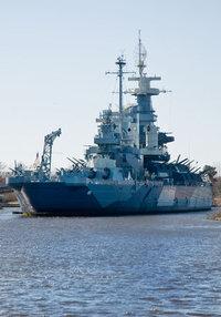 USS North Carolina