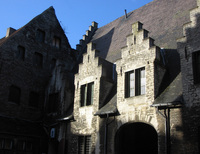 Medieval gables