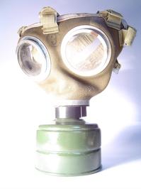 gas mask #1