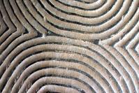 wooden swirls