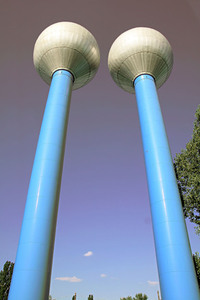 water tower 2