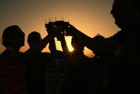 Wine at Sunset 2