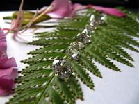 Close Up Shot of Fancy Cut Diamonds
