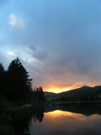 Pine Valley Sunset 2