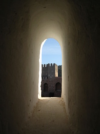 Window in Alhambra, Granada