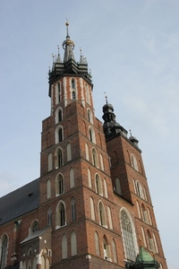 Krakow, Poland - Mariacki Church 2