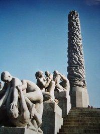 Statue Oslo
