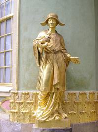 Golden Statue #2