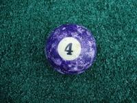 Old Pool Table Balls 4