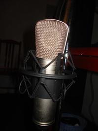 study voice microfone