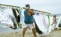 beach salesman