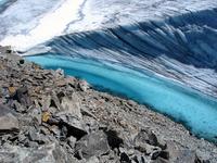 Azure_Glacier_Lake