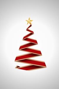 Origami Christmas Tree 4