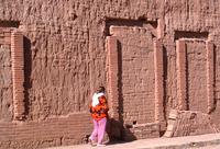 Mexican Brick Wall