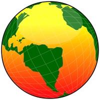 Earth Globe 4