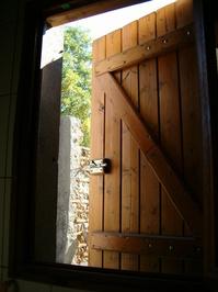 Wooden door 1