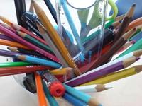 My pencil holder