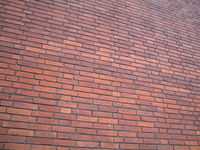 Red Brick Wall 1