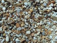 Rocks in waterfountain