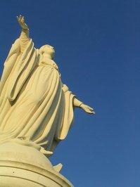 Virgen San Cristobal