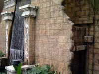 Aviary Wall Waterfall