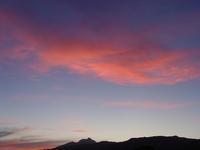 candyfloss sunset
