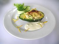 Gourmet avocado