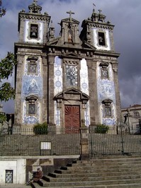 old church of porto
